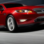 The New 2010 Ford Taurus