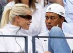 Tiger Woods and Wife Elen Nordigren.  Source: MSNBC.