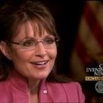 Sarah Palin and Katie Couric