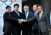Diplomacy on the Playing Field: 2018 Winter Olympics